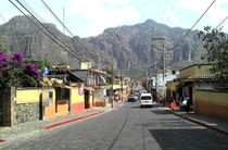 Tepoztln State of Morelos Mexico