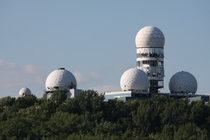 Teufelsberg Abandoned Cold War Listening Station Built On An Artificial Hill
