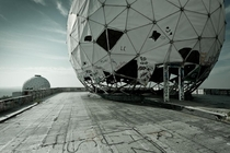 Teufelsberg Berling - Abandoned Spy Station