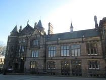 Teviot Row House the University of Edinburgh - the worlds oldest purpose-built student union building