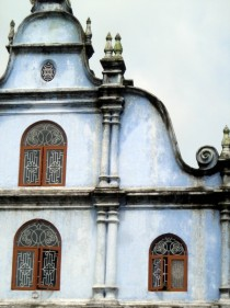 th Century Portuguese Church Kochi India