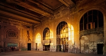 th Street Station interior Former Southern Pacific Railroad Oakland California