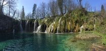 Thanks to EarthPorn for inspiring me to go see Plitvice It really is as incredible as it looks in pictures