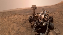 That feel when Curiosity rover looks sexier than you in a selfie