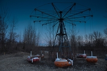 The abandoned Enchanted Forest amusement park in Toledo Ohio Seph Lawless photo