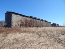 The abandoned Globe grain elevators Built in  Superior WI
