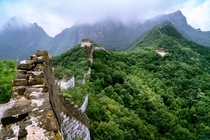 The Abandoned Great Wall of China