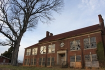 The Abandoned Phelps Road School in Madison Heights