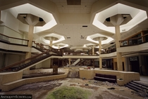 The Abandoned Randall Park Mall Once the Largest Mall on Earth