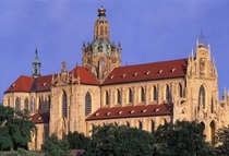 The Abbey of Kladruby Czech Republic