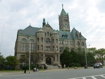 The absolutely stunning Lowell City Hall Designed by Merrill and Cutler