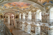 The Admont Library_ Austria