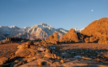 The Alabama Hills CA