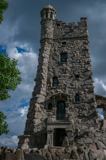 The Alster Tower--Boldt Castle Alexandria Bay NY