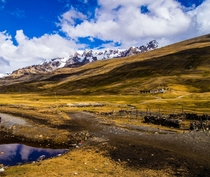 The Altiplano and Andes of Peru