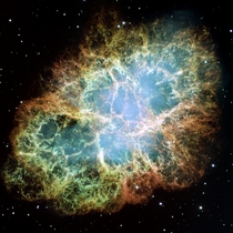 The Amazing Crab Nebula