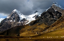 The Andes Mountains photographed by Marturius