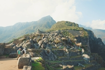 The angle of Machu Picchu not seen as much Peru