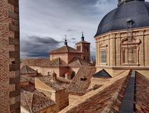The architecture of Toledo Spain