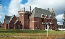 The Armory in Jamestown New York