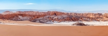 The Atacama Desert Chile