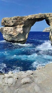 The Azure Window Dwejra Gozo Malta