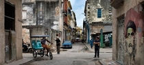 The back streets of Havana Cuba Image - Marc Peschke