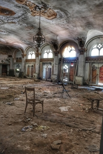 The Baker Hotel in Texas with a history of murder suicide and infidelity - its claimed to be haunted Definitely worth checking out if youre in Texas