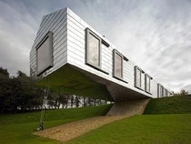 The Balancing Barn in Suffolk UK  by MVRDV