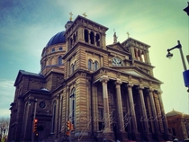 The Basilica of St Josaphat - Milwaukee WI