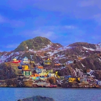The Battery St Johns Newfoundland Canada