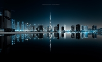 The Beacon Dubai Cityscape by Nihed B