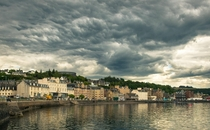 The beautiful town of Oban Scotland x-post