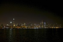 The Beautiful Windy City At Night Chicago IL