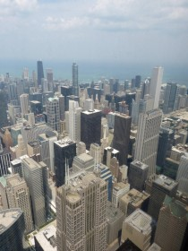 The beautiful windy city Chicago