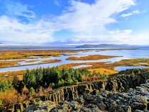 The Beauty of ingvellir National Park Iceland -