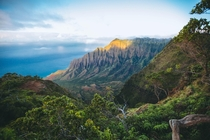 The Beauty of Kauai - Kokee State Park Lookout