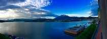 The Beauty of Lake Lucerne Switzerland