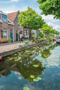 The beauty of Leiden The Netherlands
