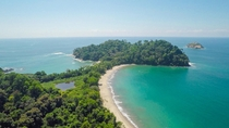 The beauty of nature in Manuel Antonio Costa Rica
