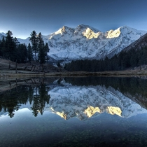 The beauty of Pakistan Nanga Parbat Himalayas
