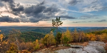 The Berkshire hills of New England