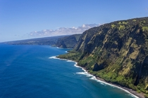 The best way to see the Big Island of Hawaii is by helicopter