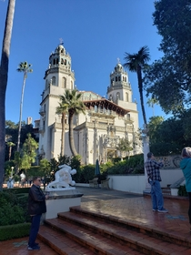 The Big House Hearst Castle Dec