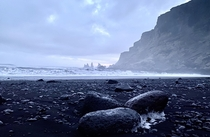 The Black Sand Beaches of Iceland