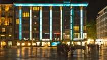 The Blau-Gold-Haus in Cologne  Photo by Raimond Spekking  x px