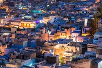 The Blue City - Jodhpur India