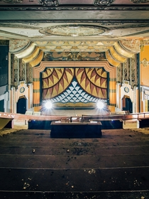 The Boyd Theater Philadelphia PA  Once considered an art deco treasure of Philadelphia In fact so much of a treasure they tore it down to building a massive over priced apartment tower