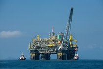 The Brazilian P- oil platform