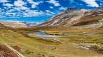 The breathtaking colours of Northern Indias back country